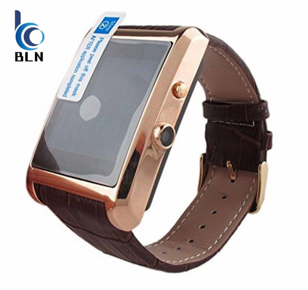 Beli Smart Watch F8 Smartwatch For Android Phone Mtk6260A Support Facebook Whatsapp Sync Gold Intl Secara Angsuran