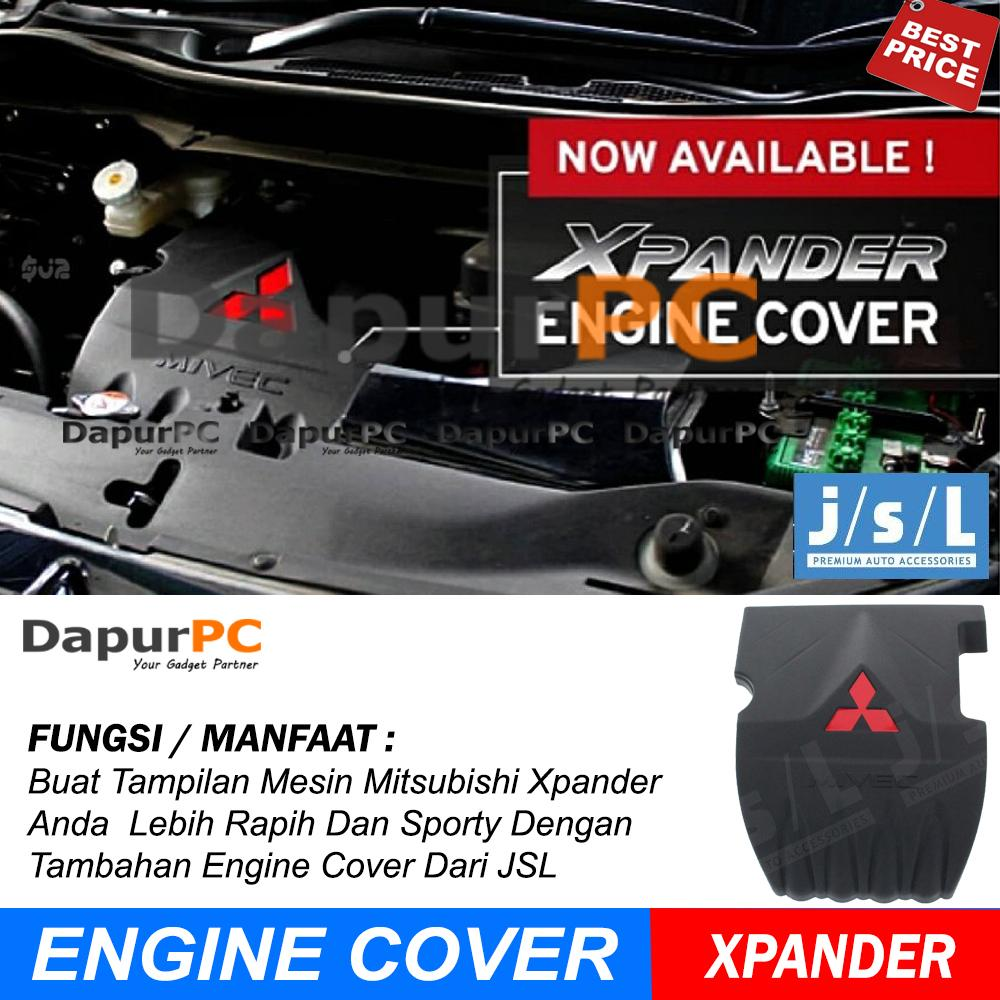 Engine Cover Mitsubishi Xpander Cover Tutup Mesin - JSL