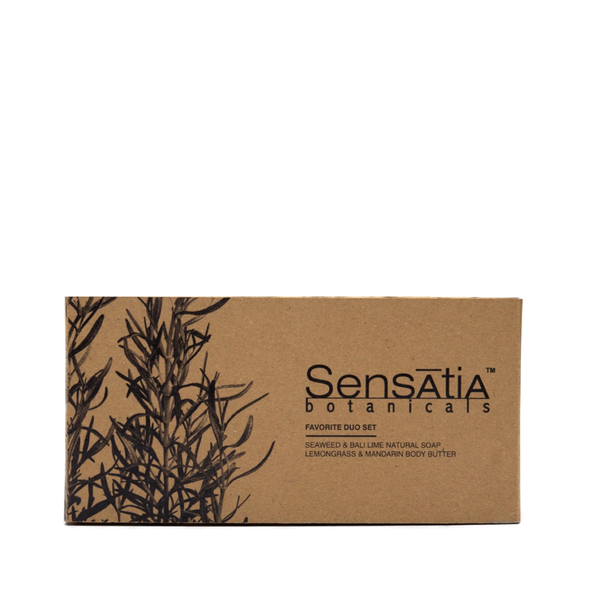 Fitur Sensatia Botanicals Favorite Duo Set Dan Harga Terbaru Facial C Serum Dry To Normal 60 Ml Detail Gambar