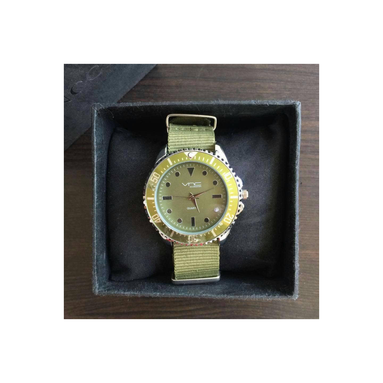 Jam Tangan Vincci VJ043 Green Original Sale