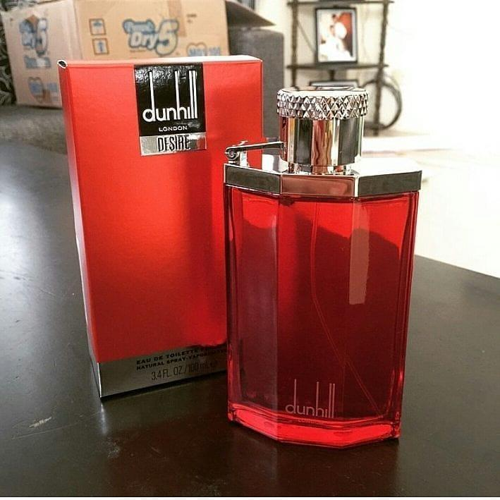 Dunhill Desire Red Man EDT Parfum 100 mL (Original singapore) BISA BAYAR DI TEMPAT