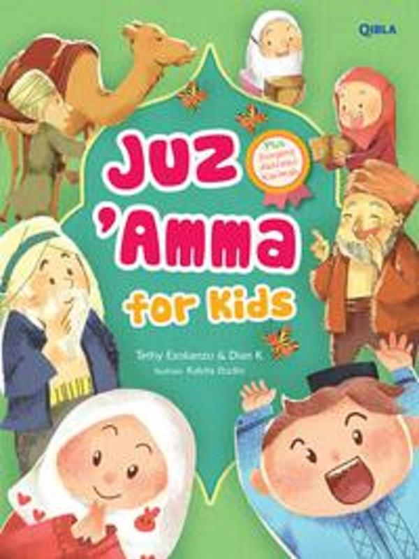 Jus`Amma For Kids