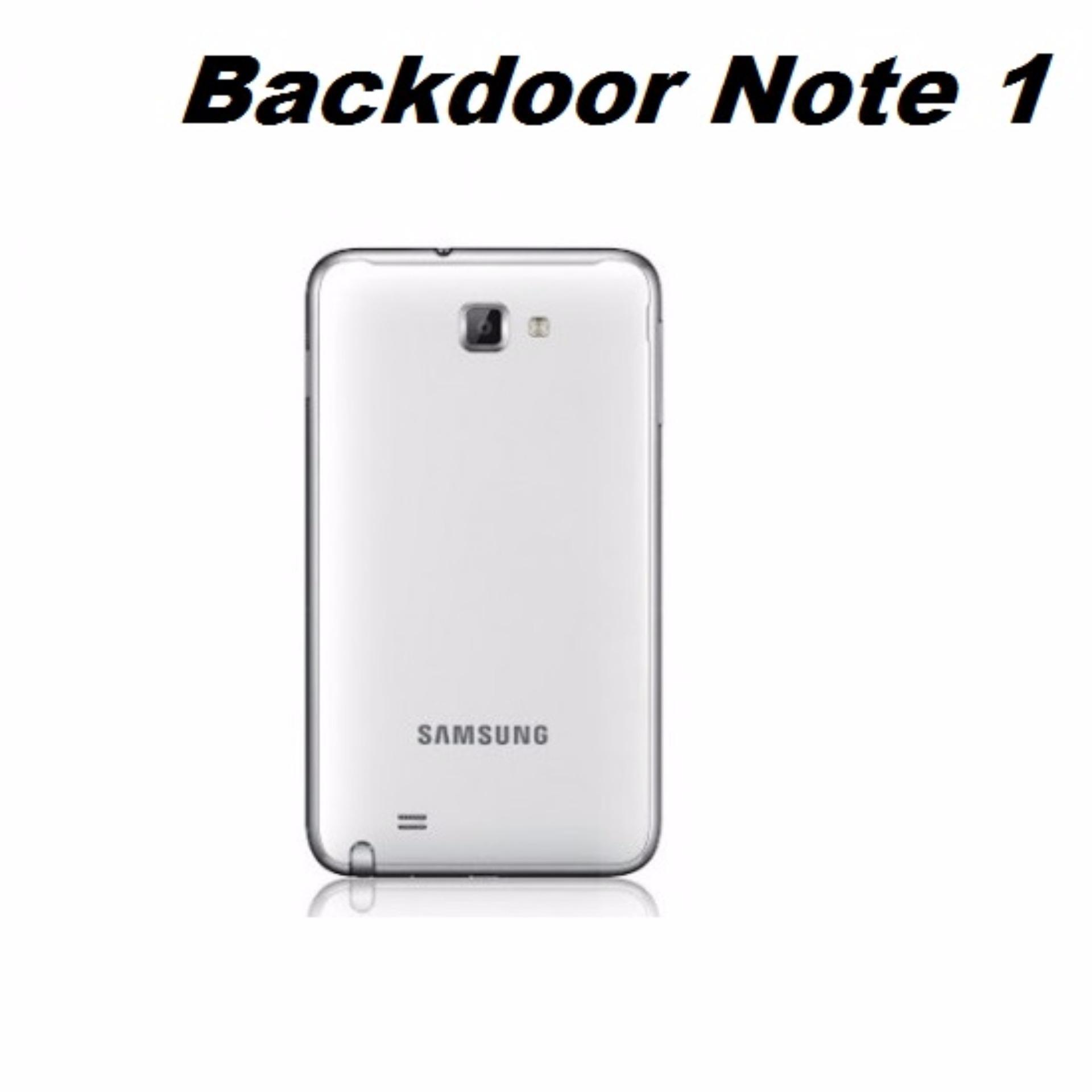 BACKDOOR BACK COVER TUTUP CASSING Battery For Samsung Note 1 N7000 i9220