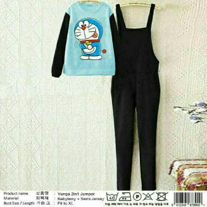 FJCO Ms Jump Yumma / Setelan wanita / Fashion wanita