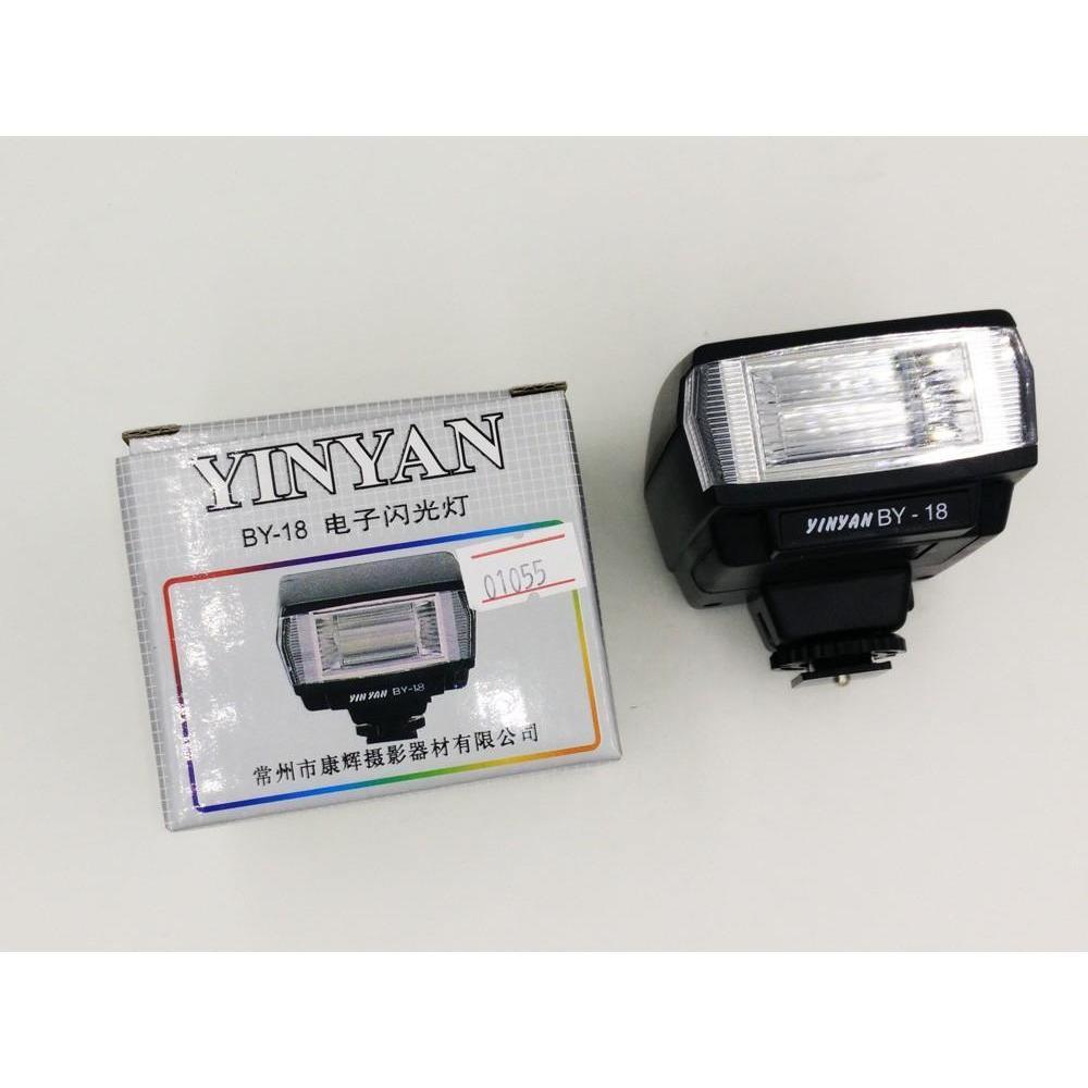 Flash Blitz Lampu Offshoe External Kilat DSLR Camera Kamera Nikon Canon Mini Yinyan 5600K Terlaris Promo BY18