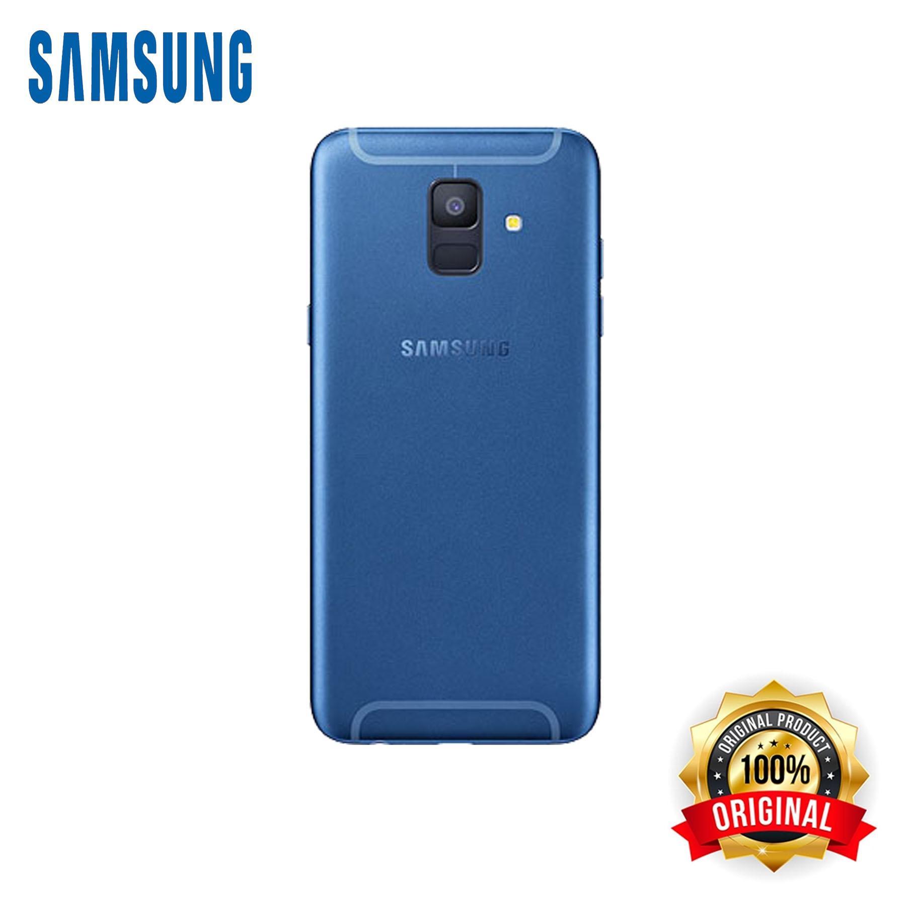 Fitur Samsung Galaxy A6 Smartphone 32gb 3gb Garansi Resmi Free 2018 Sein Accesories 3