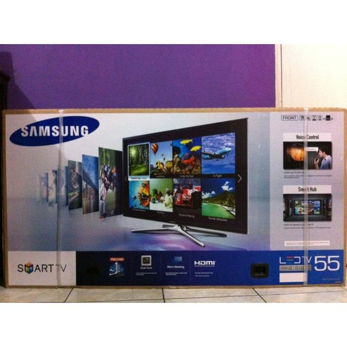 Samsung smart tv 55inch