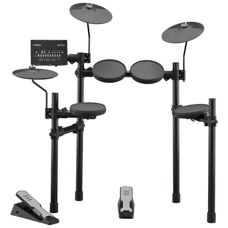 Yamaha Drum Elektrik DTX402 / DTX402K / DTX 402 / 402K (Penerus 400K) + Gratis Stick Drum - 2