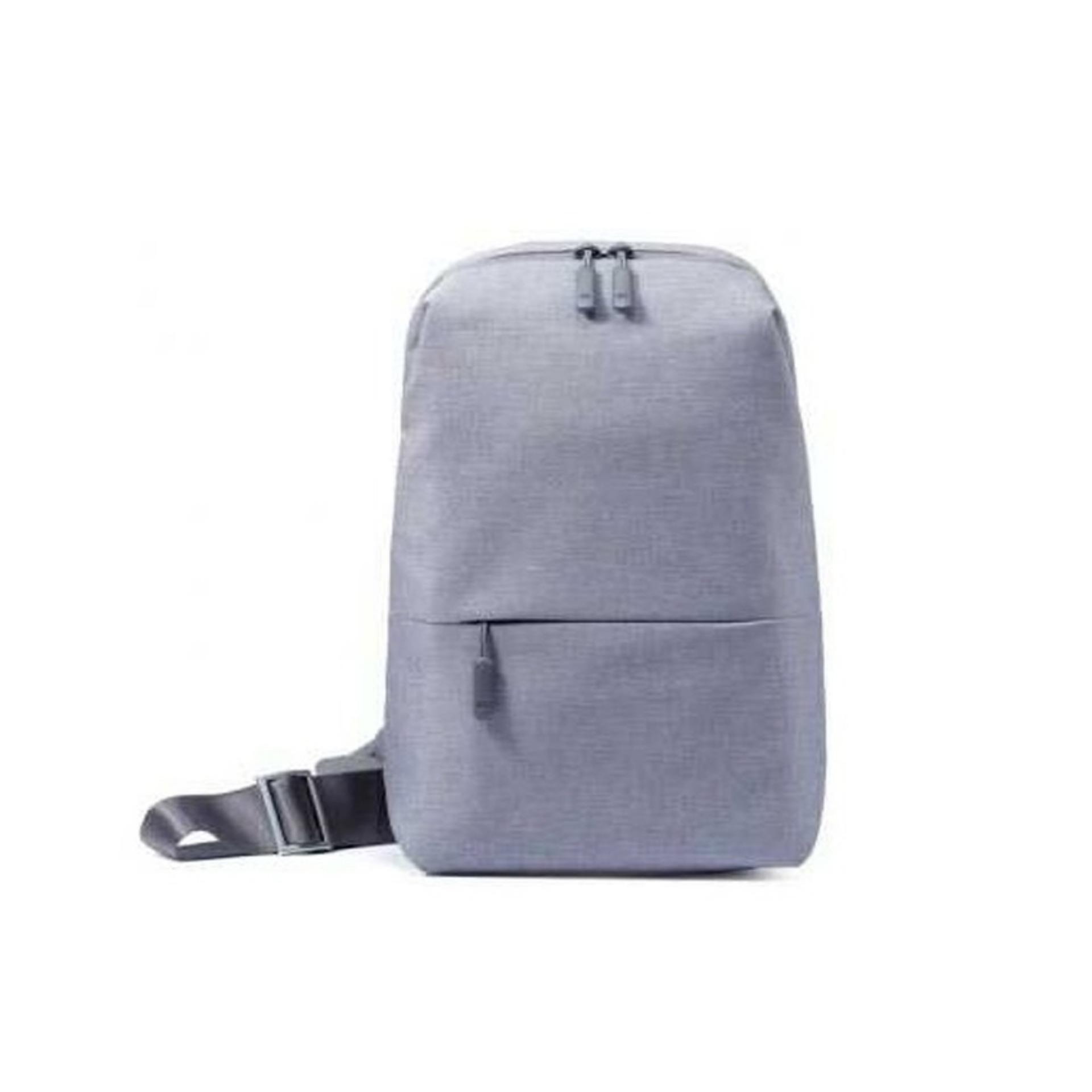 Tas Ransel Sling Bag Cool - Grey