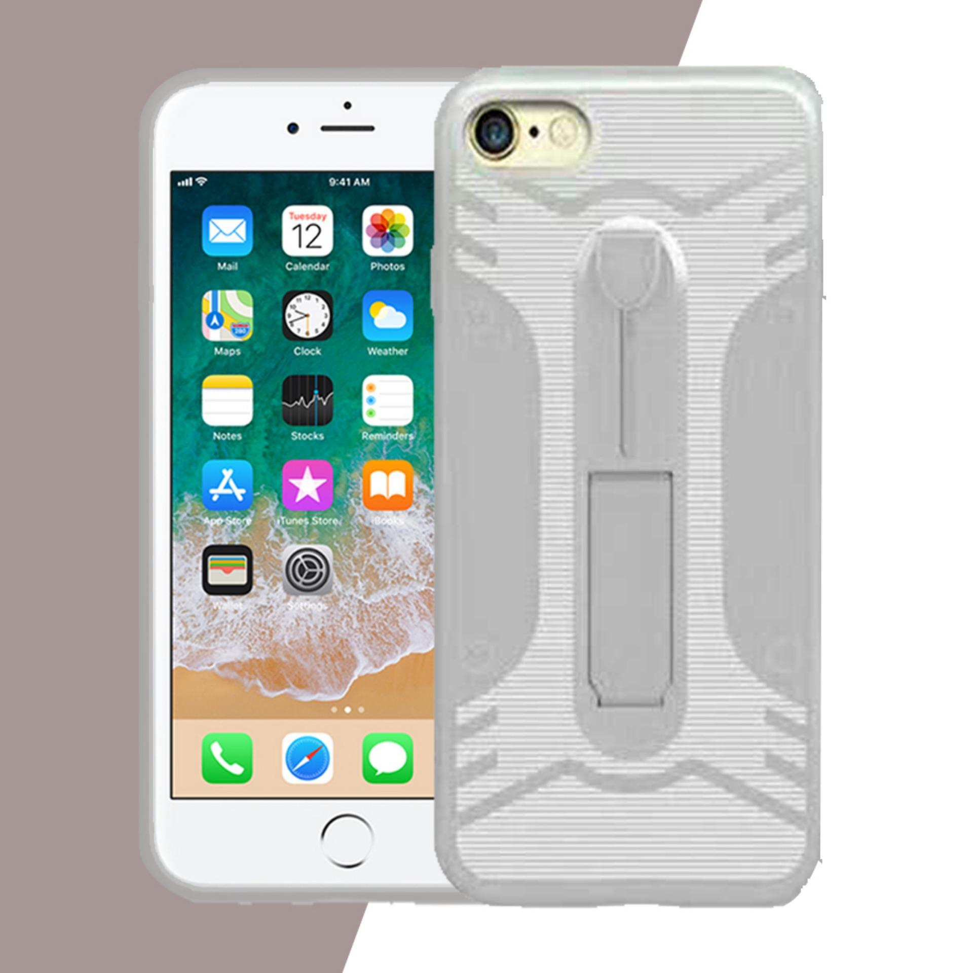 Case Iphone 5 Conure 3in1 Smart Grip COCOSE IPAKY Drop resistance anti Shock Silicone Cover