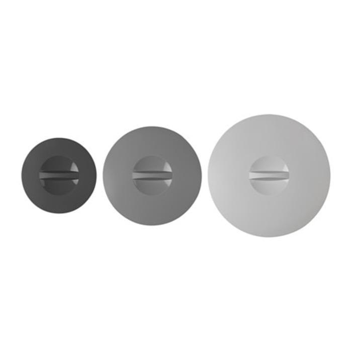 BUTTERFLY - IKEA PENUTUP PANCI VAKUM SERBAGUNA 3 PCS U/ MICROWAVE,KOMPOR,OVEN