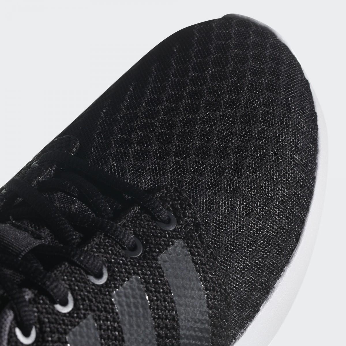 Lihat Adidas Sepatu Running Cloudfoam Swift Racer Db0679 Black Dan Lite Biru 4