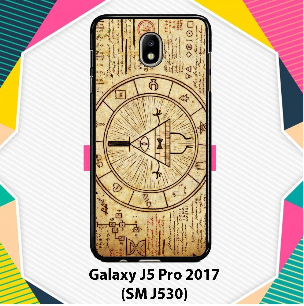 Gravity Falls Wiki X0570 Samsung Galaxy J5 Pro 2017 Case