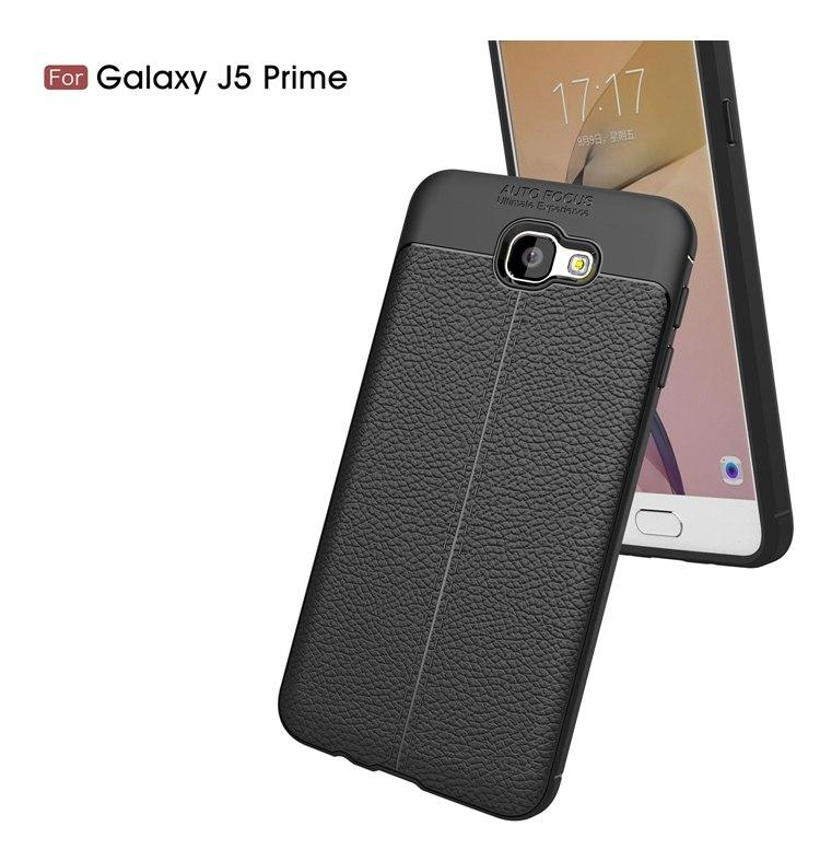 Caselova Ultimate Experience Shockproof Premium Quality Hybrid Case For Samsung Galaxy J5 Prime .
