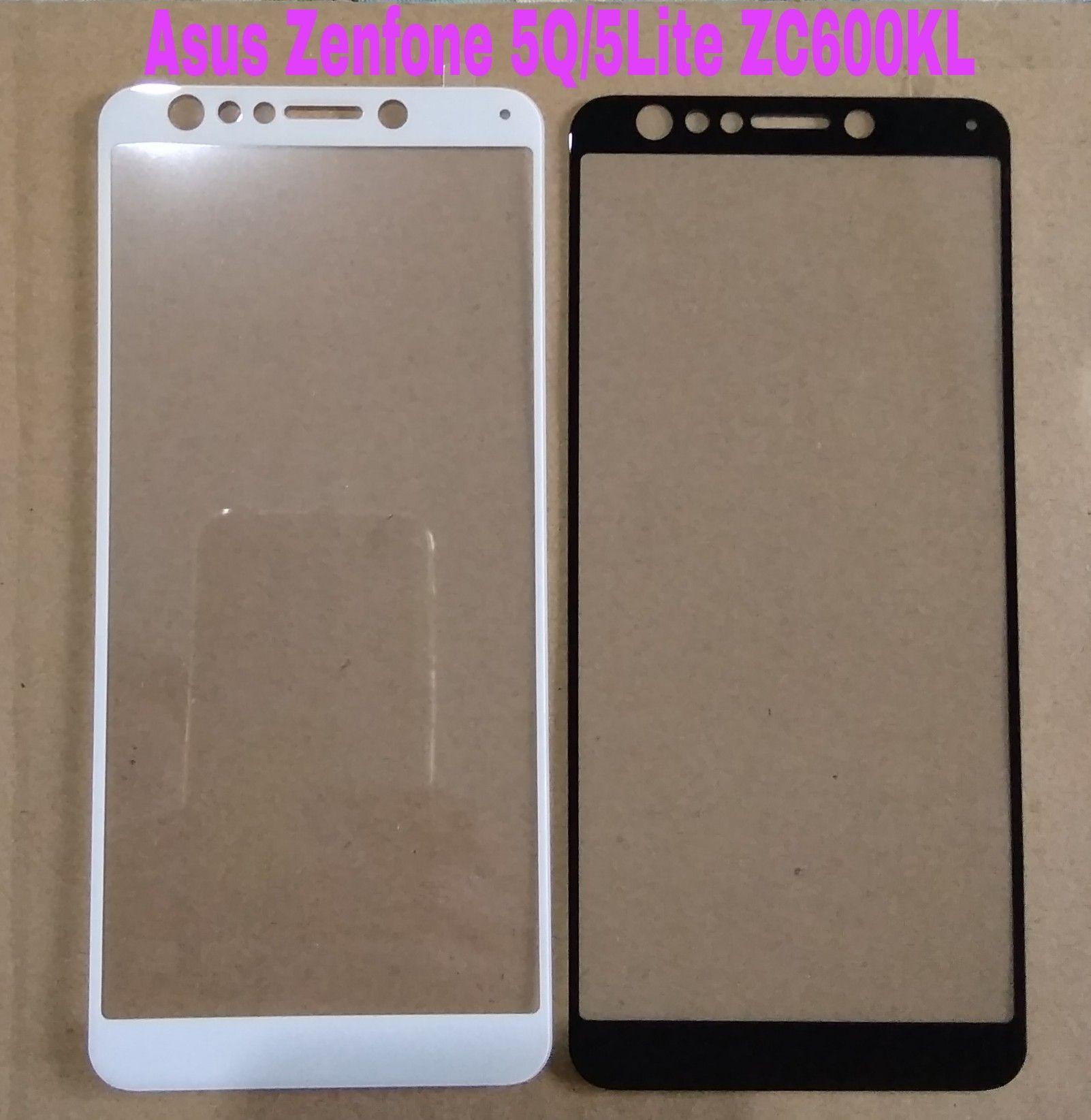 Asus Zenfone 5Q/5 Lite Full Cover Tempered Glass - 2