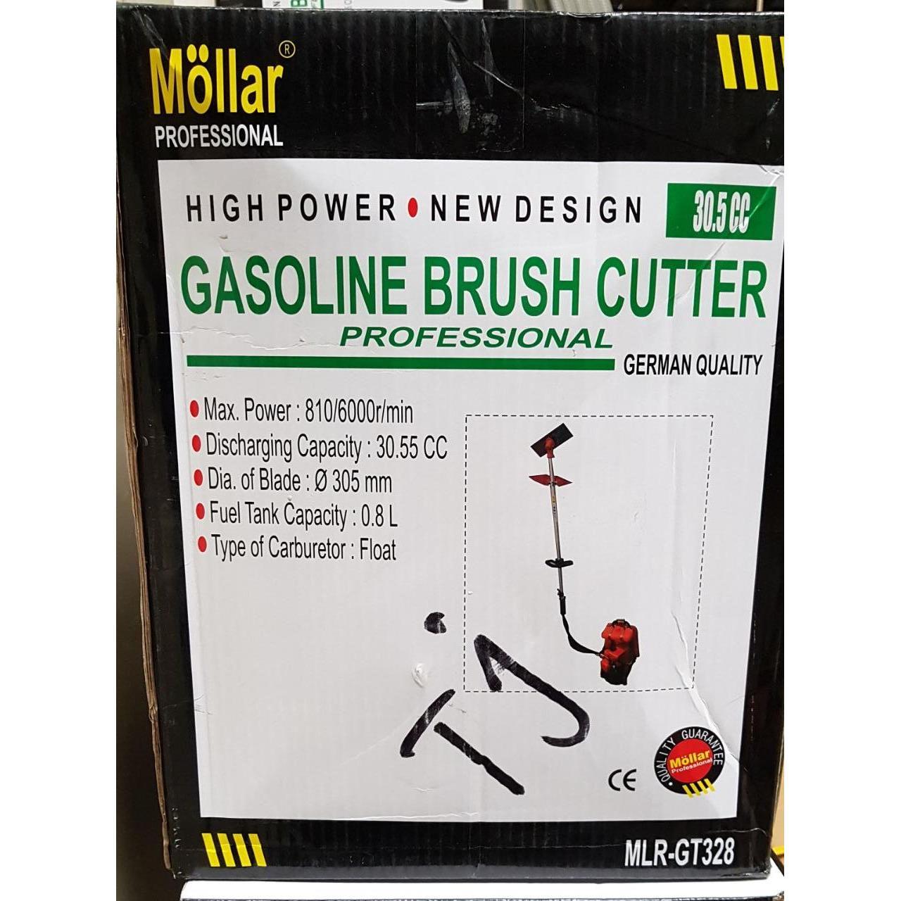 MOLLAR Brush Cutter Mesin Potong Rumput Gendong Gasoline skls sumura