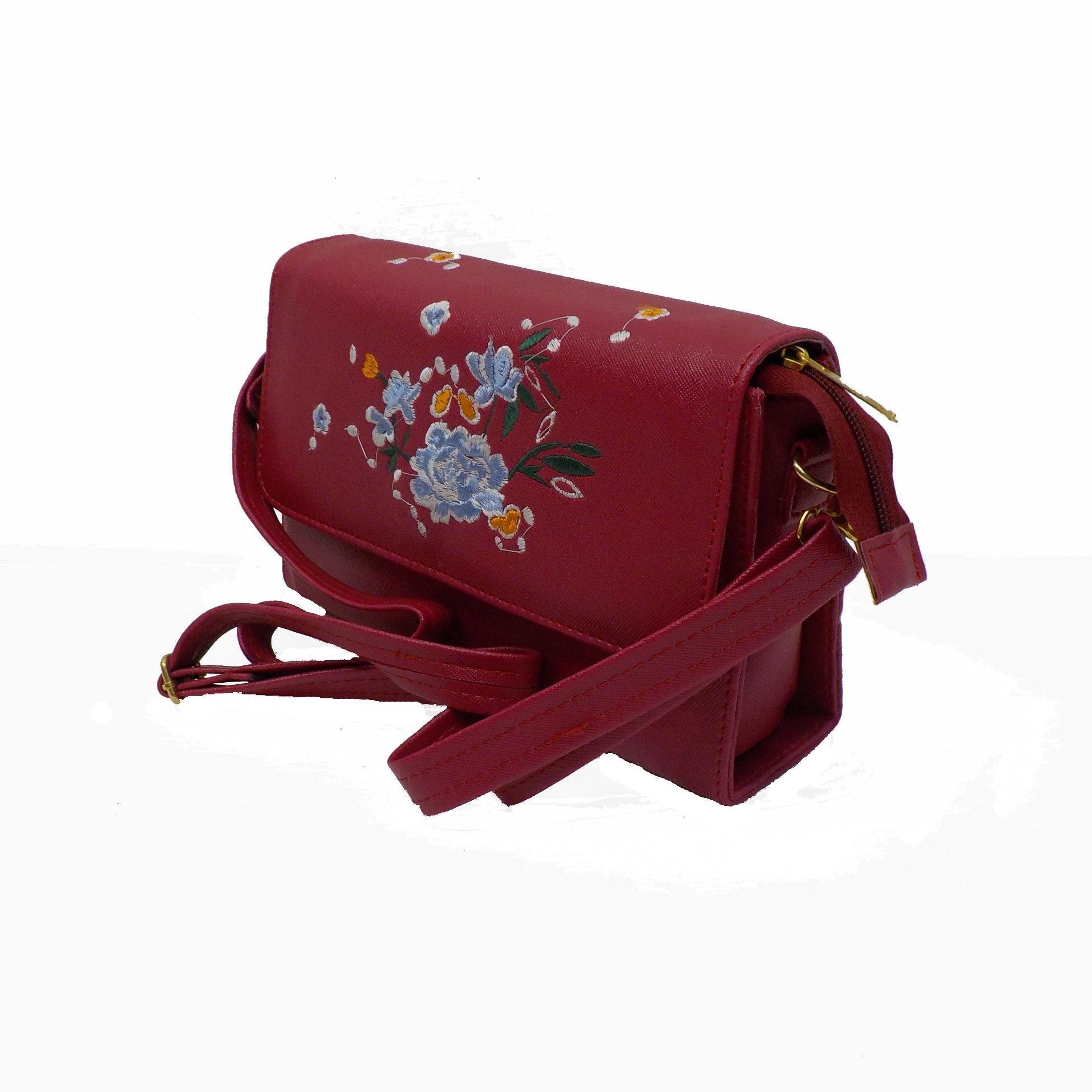 Auris Tas Selempang Pria 291527 Spec Dan Daftar Harga Terbaru D1 Fashion Wanita 254097 Merah 2