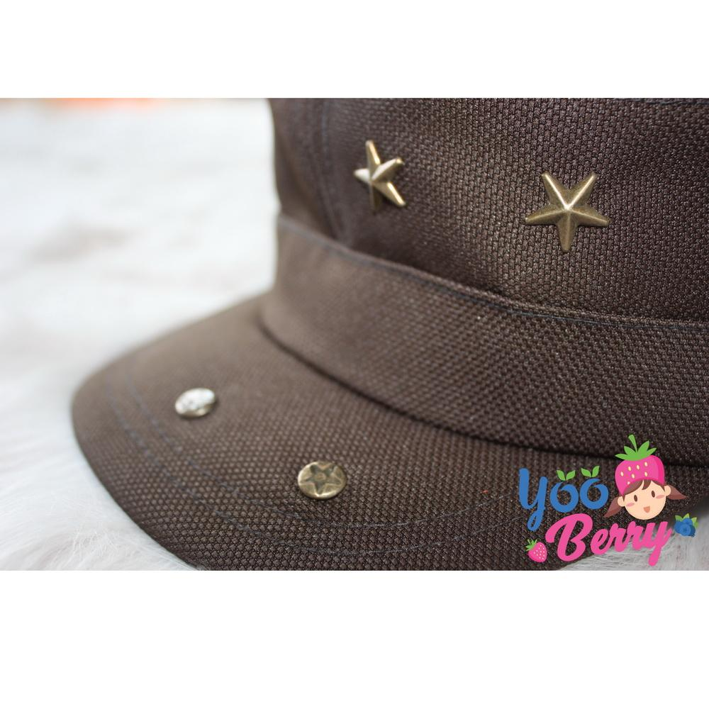 YooBerry Topi Komando Army Bayi & Anak GRATIS Tongkat E-Toll