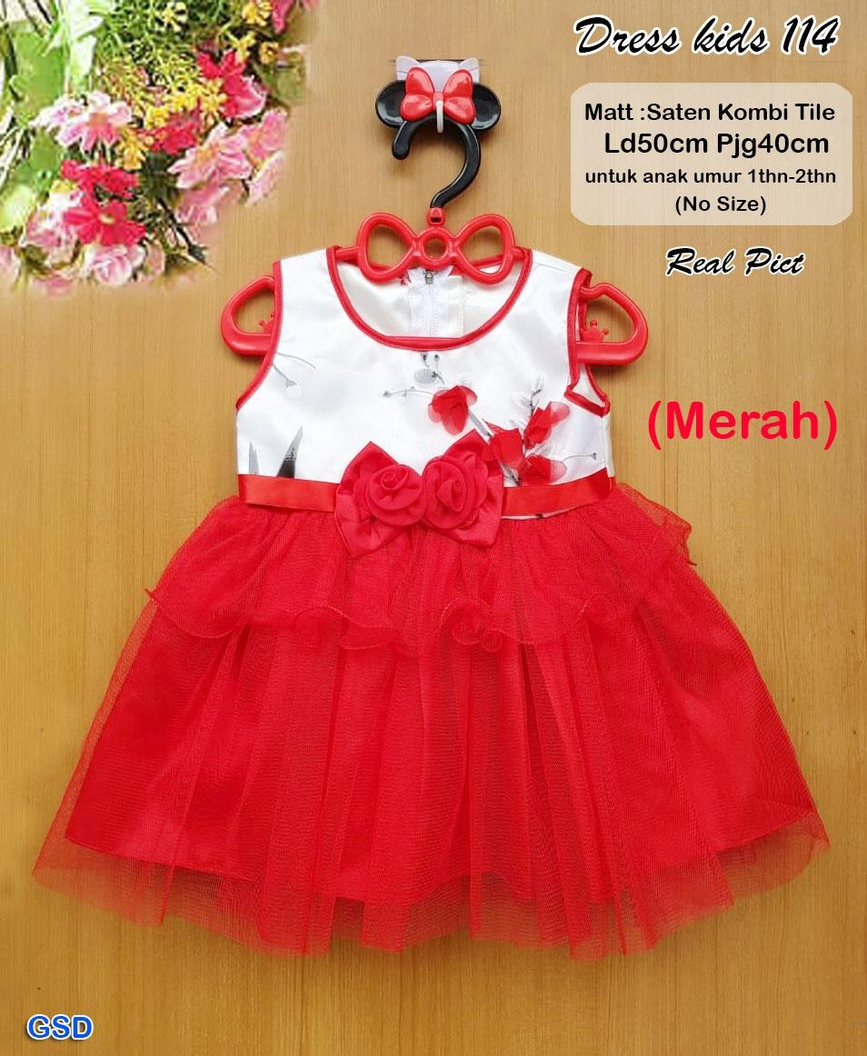 NCR - Baju Bayi / Dress Bayi / Baju Pesta Anak / Baju Realpict / Dress