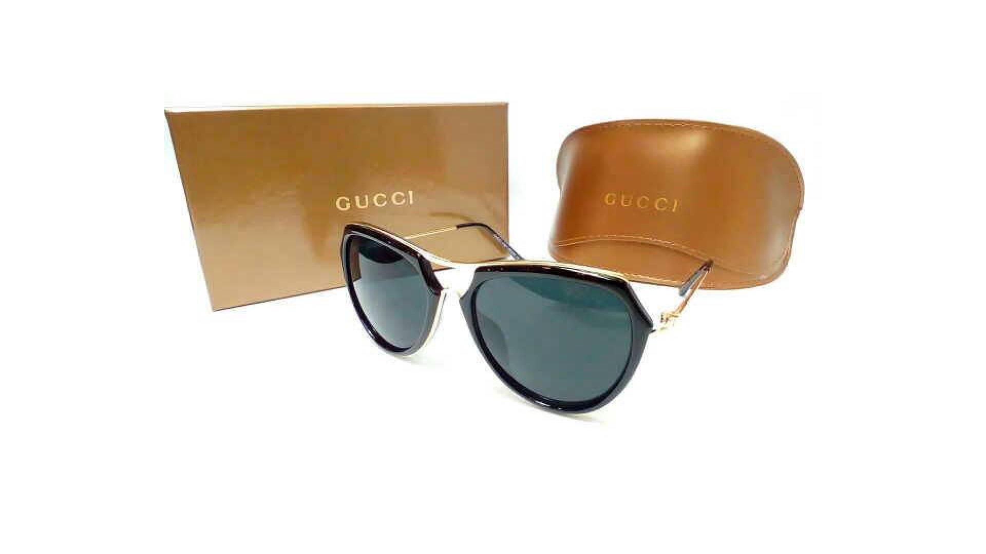 kacamata wanita / cewe gucci 0016 black