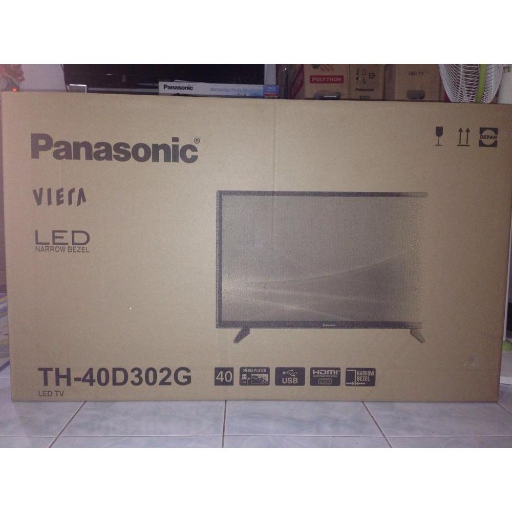 Panasonic TH-40D302G LED TV [40 Inch/Full HD]