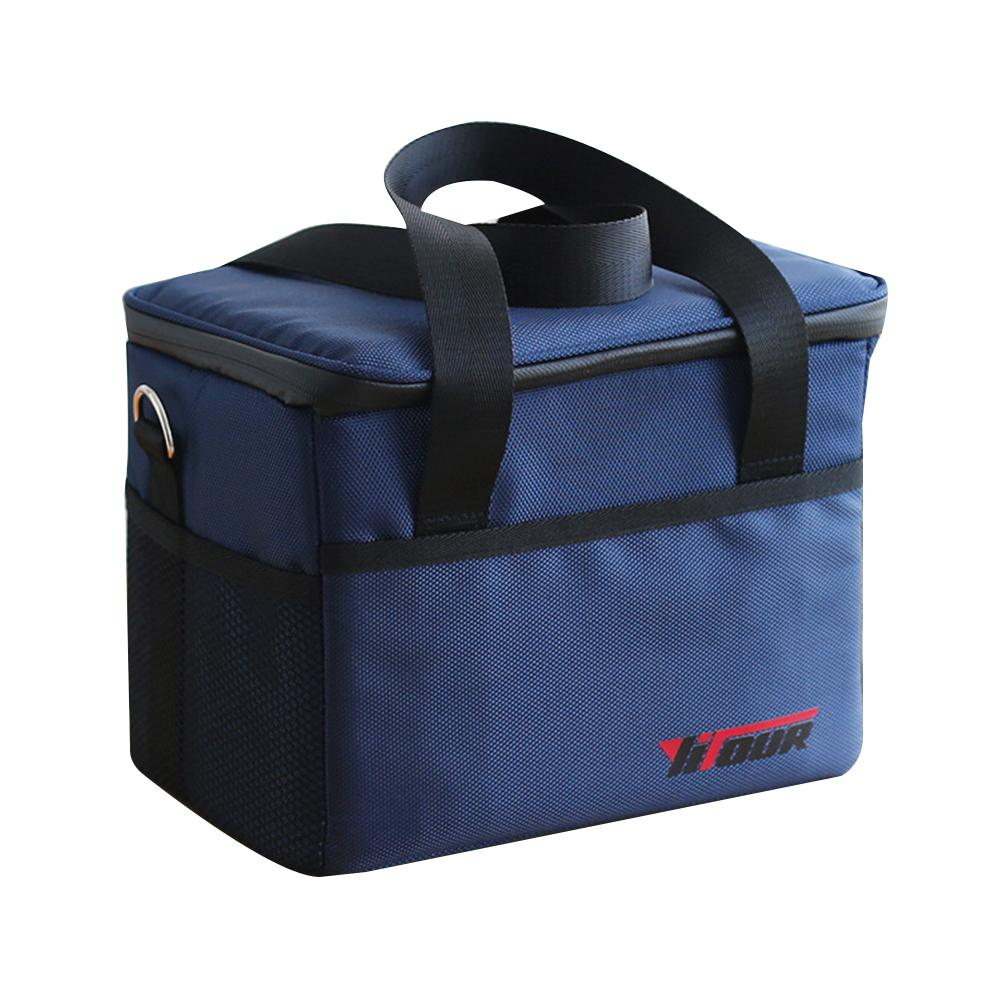 Waterproof Oxford Extra Large Cooler Cool Bag Box Picnic Camping Food Drink Lunch Festival Shopping Outing