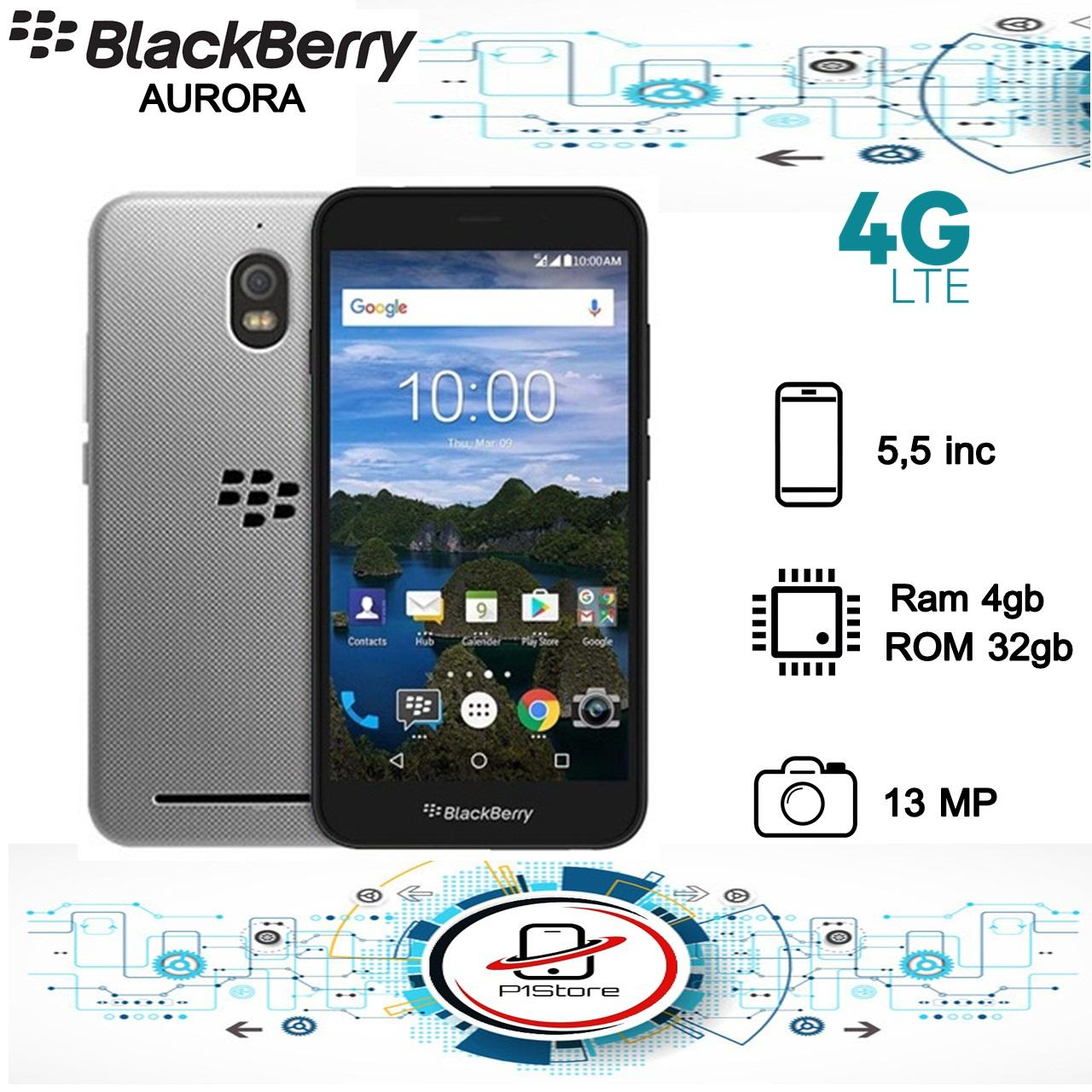 Harga Blackberry Amstrong Tam Lengkap Dan Spesifikasi Terbaru Aurora Garansi Resmi 1 Tahun Hitam Black C100 Ram 4gb Rom 32gb