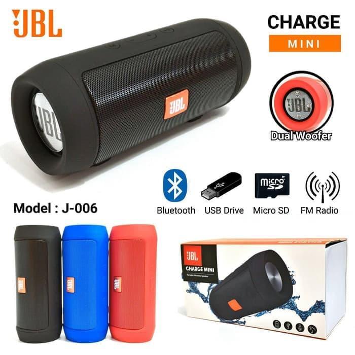 JBL SPEAKER CHARGE MINI II Splashproof Portable Wireless Bluetooth