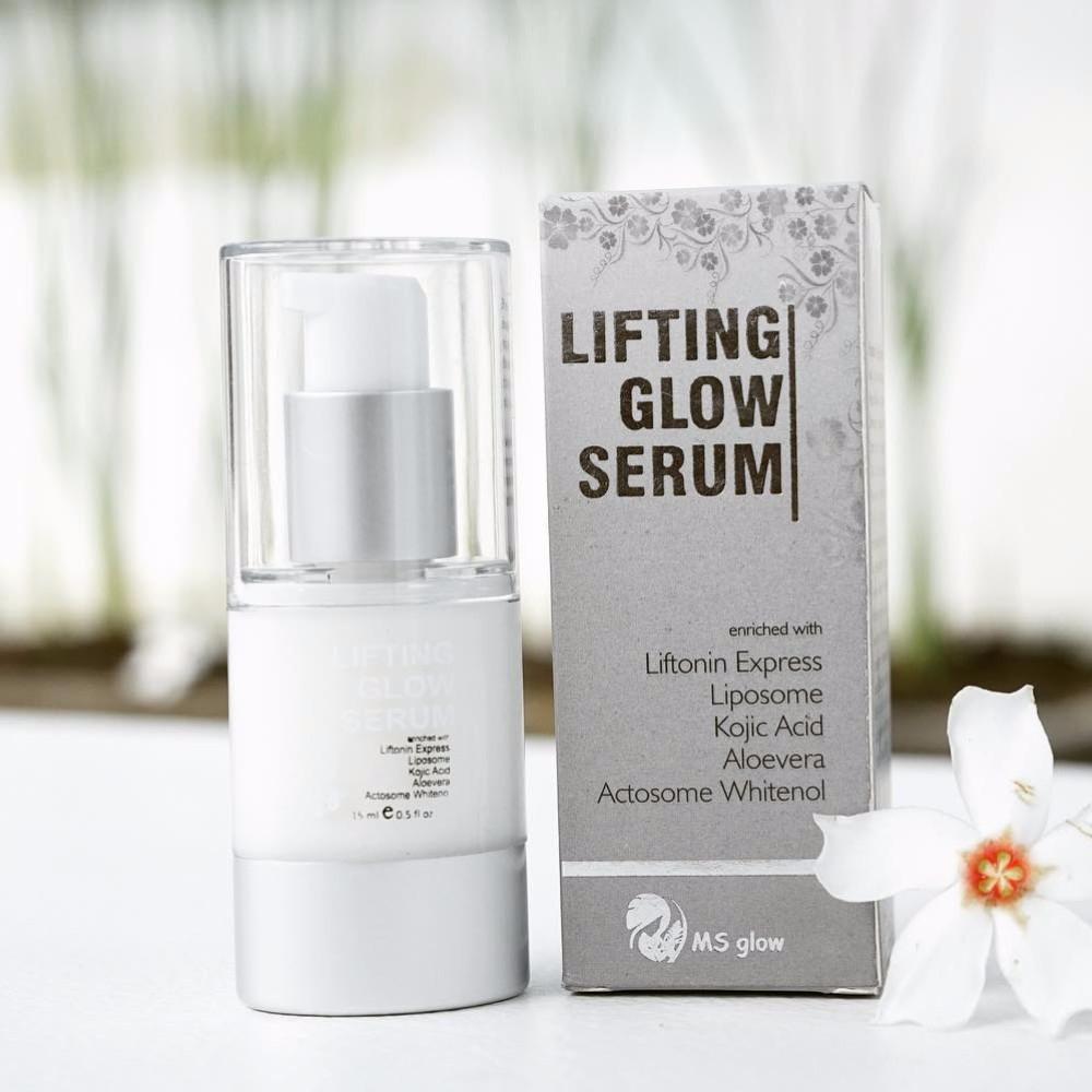 Ms Glow By Cantik Skincare Lifting Glow Serum Original
