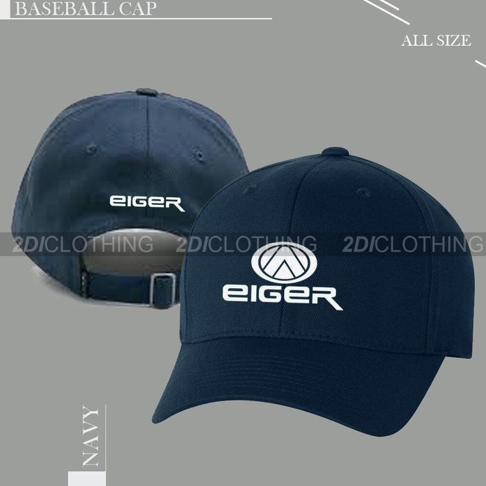 Kelebihan Diskon 10%!! Topi Eiger T547 Grey Commando Cap Topi Pria ... 306b8ecc68