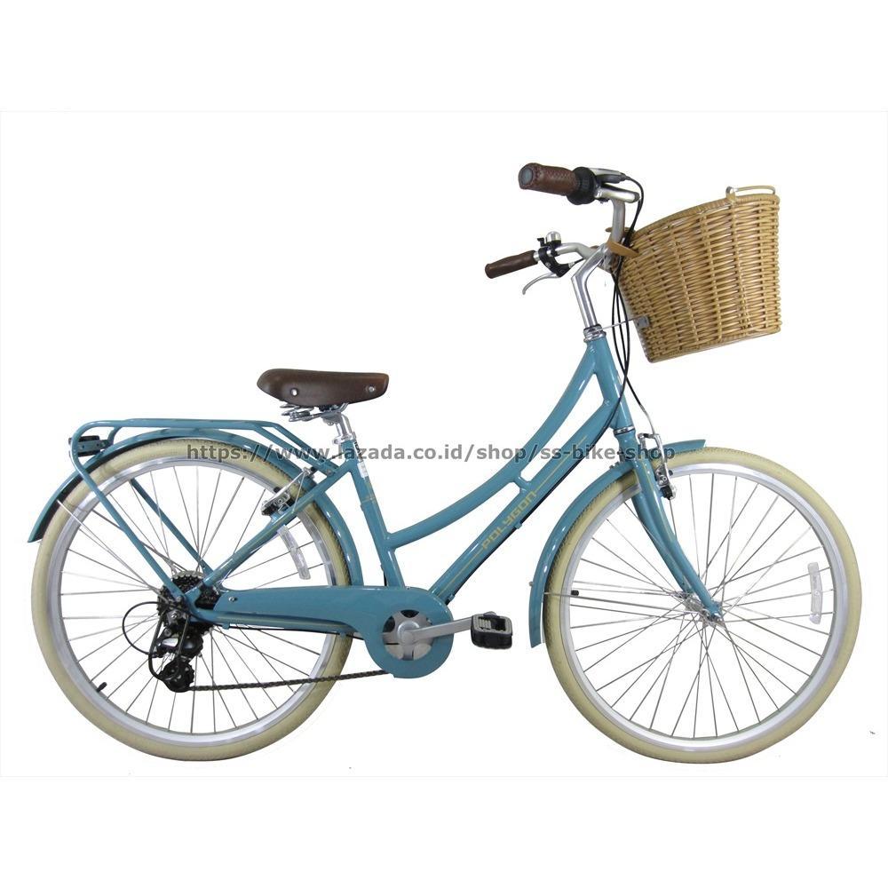 Beli Sepeda Keranjang Sierra Oosten 26 Cicilan