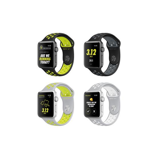 Apple Watch 42mm Strap Nike Sport Edition Series 1 2
