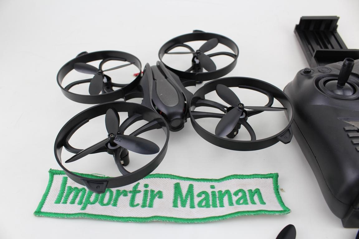 harga rc drone YIZHAN i3HW altitude hold WIFI FPV CAMERA one key take-off one key return rc quadcopter i3HW V SYMA X5UW X52HD JJRC H55 JXD 509W rc helikopter Lazada.co.id
