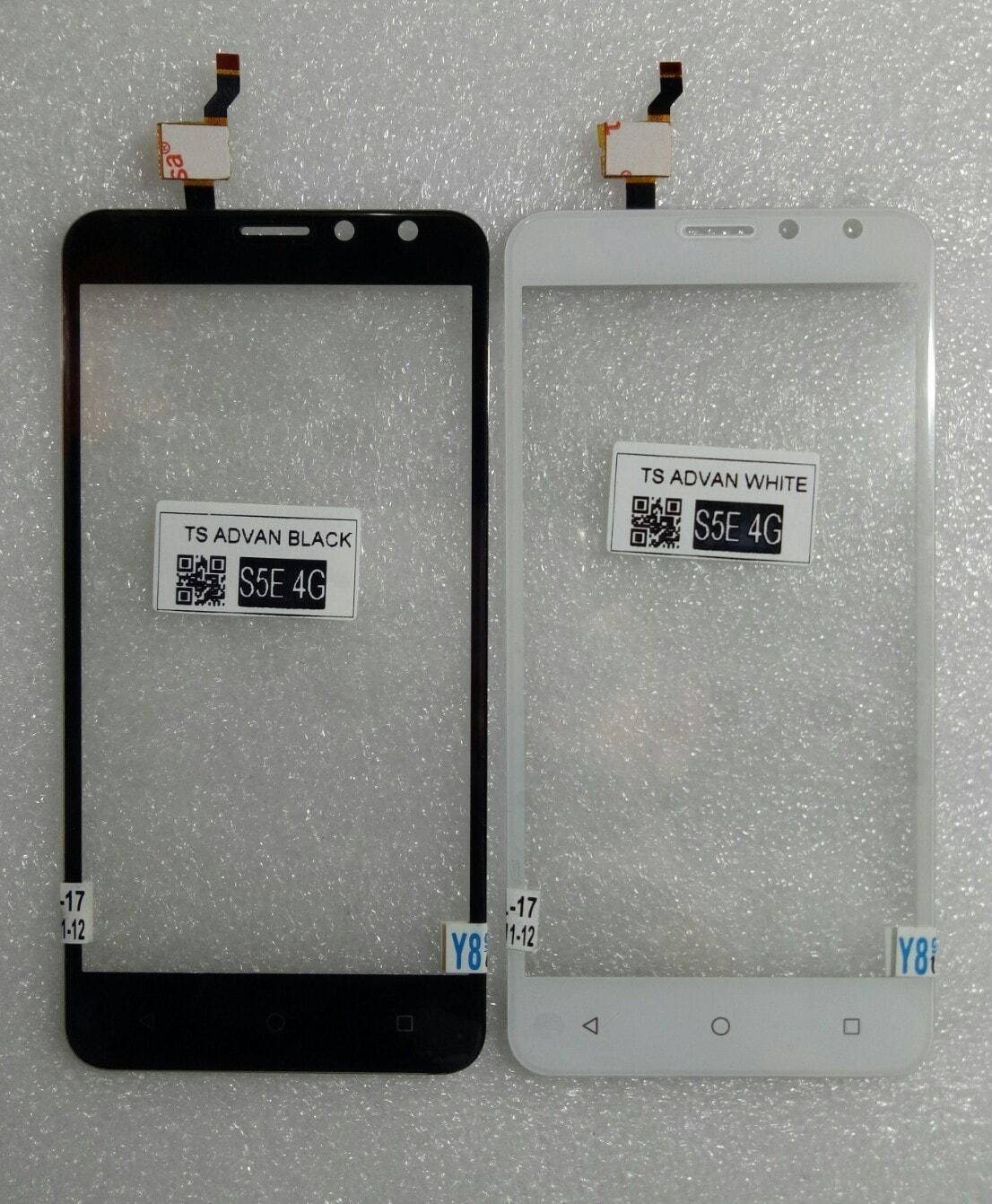 Kelebihan Touchscreen Advan S4x Putih Terkini Daftar Harga Dan Lcd S4p S5e 4g Genzatronik