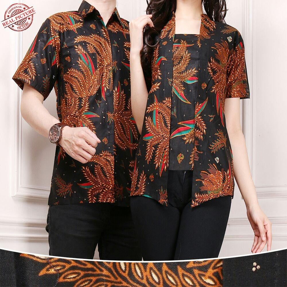 Harga Sb Collection Couple Atasan Beverly Abaya Blouse Dan Kemeja Batik Pria Sb Collection Baru
