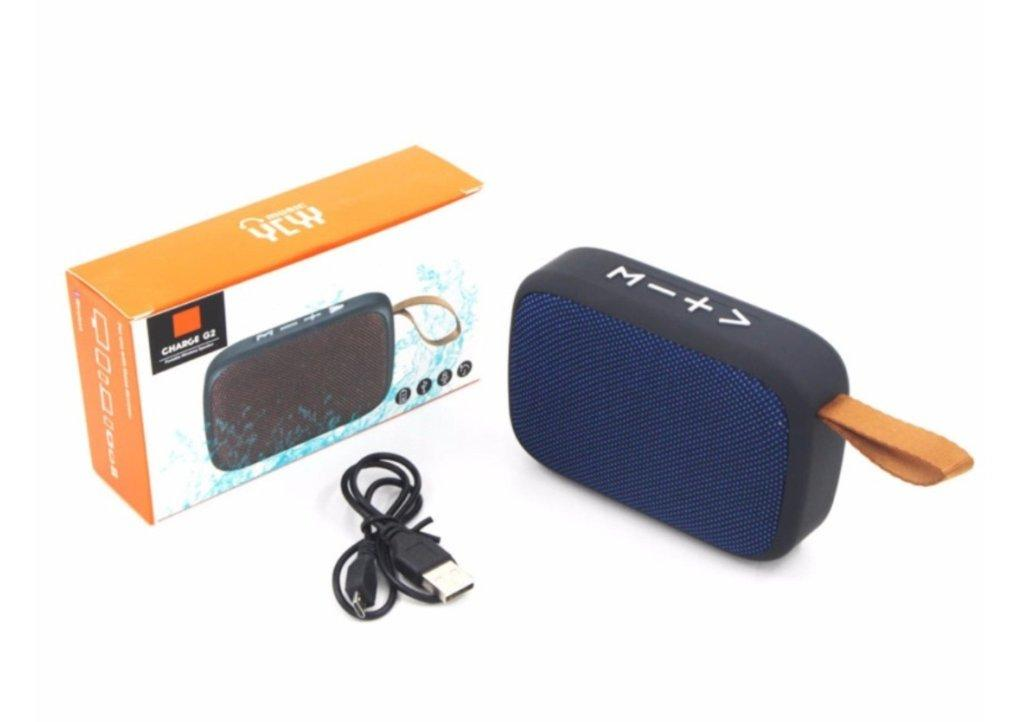 Bluetooth Speaker Wireless Portable CHARGE G2 Speaker Portable With Card USB FM Radio .