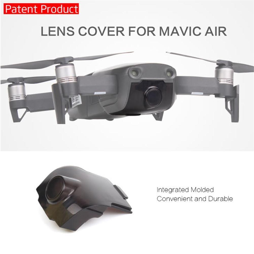 Gambar Produk Rinci Joint Victory Gimbal Protector Camera Lock Cover Lens Case Protective Cap Safety Storage Protector for DJI MAVIC AIR Drone Terkini