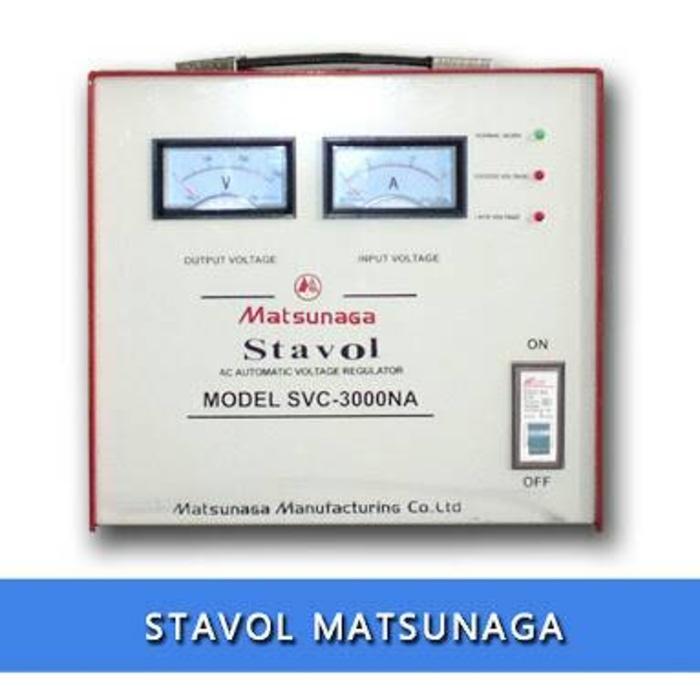 Jual Stabilizer Matsunaga 3000 Di Bawah Harga