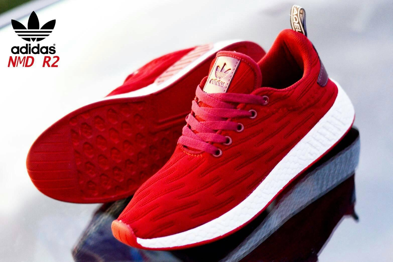 harga Sepatu Sport Adidas Pria MND R2 Sneakers Casual Sport Shoes Olahraga Santai Jogging Lari Futsal Running Sekolah Anak Slip On Slop Loafers Formal Pria dan Wanita Lazada.co.id