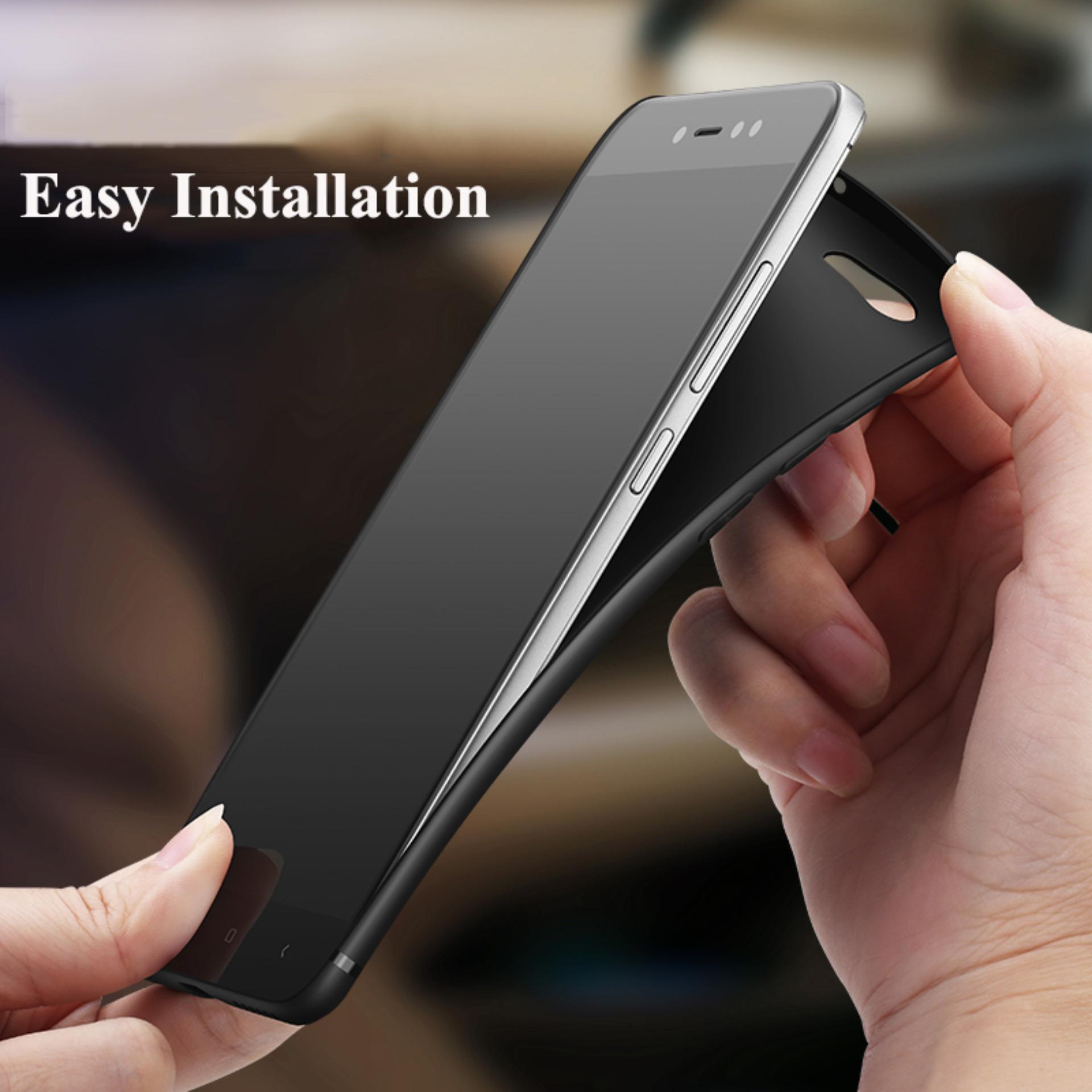 ... Caselova Anti Fingerprint Premium Quality Ultraslim Soft Matte Hybrid Case for Xiaomi Redmi Note 5A Standar ...