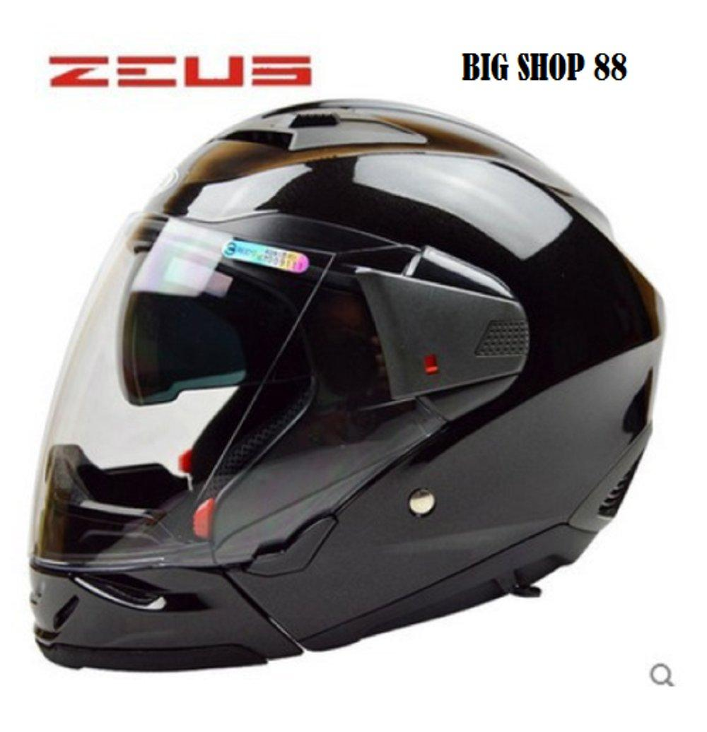 Kelebihan Zeus 611 Black Glossy Hitam Metalik Shoei M L Xl Helm Gamis Raindoz Bbr251 611c C 2in1 Modular