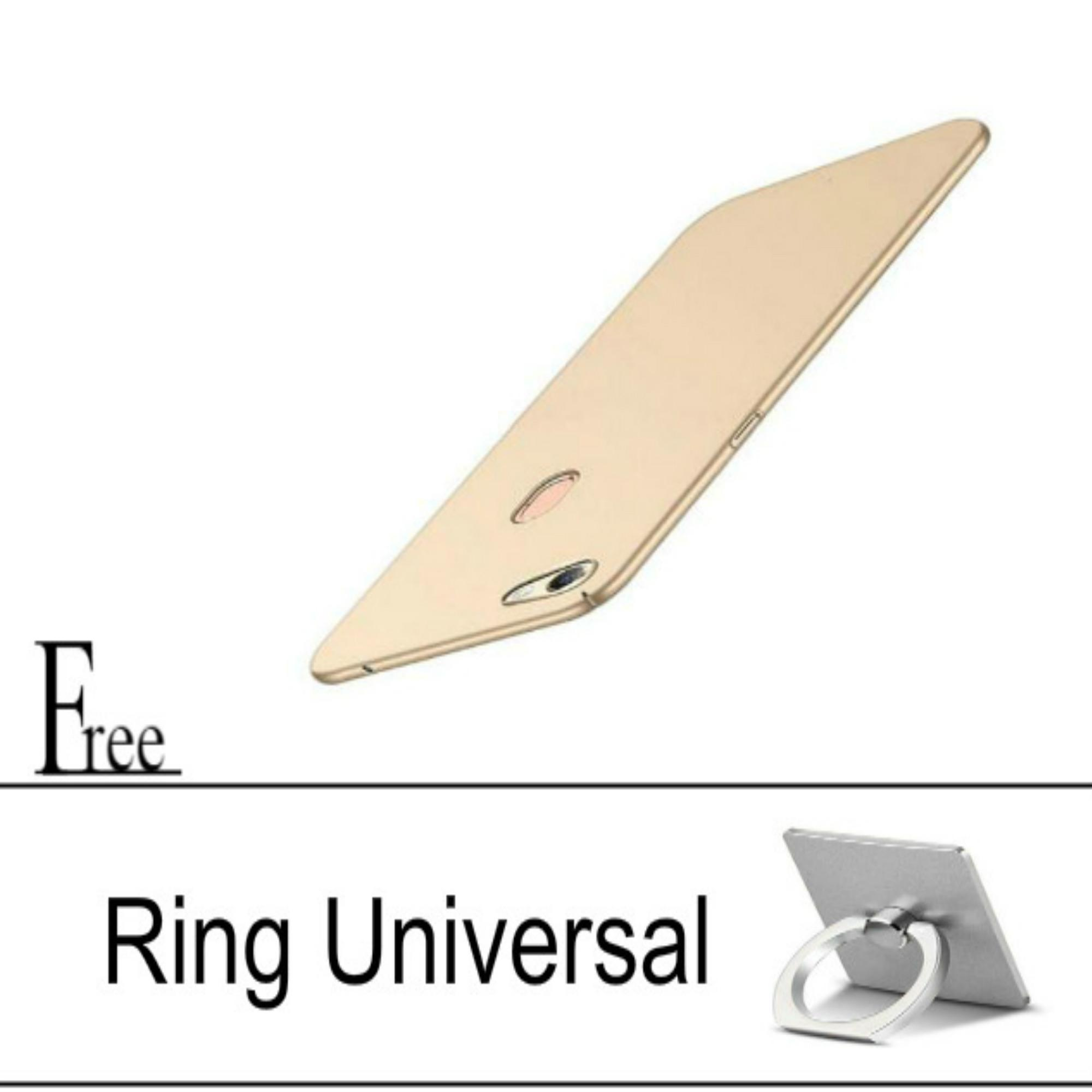Hardcase Case For Oppo F7 Free Ring Universal