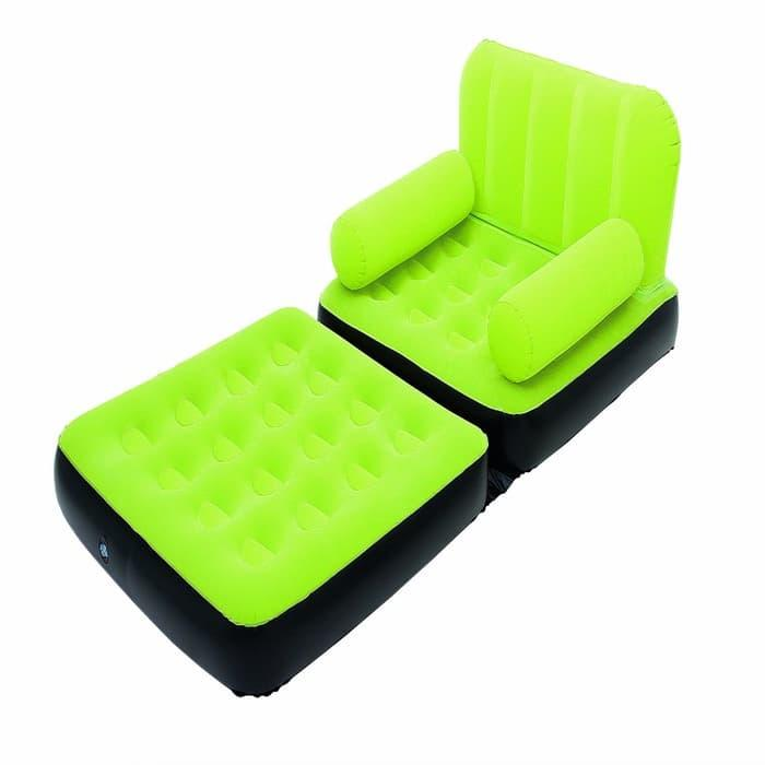 Air Sofa Bed Single / Sofa Angin Single / Kasur Angin BestWay 2 in 1 Original