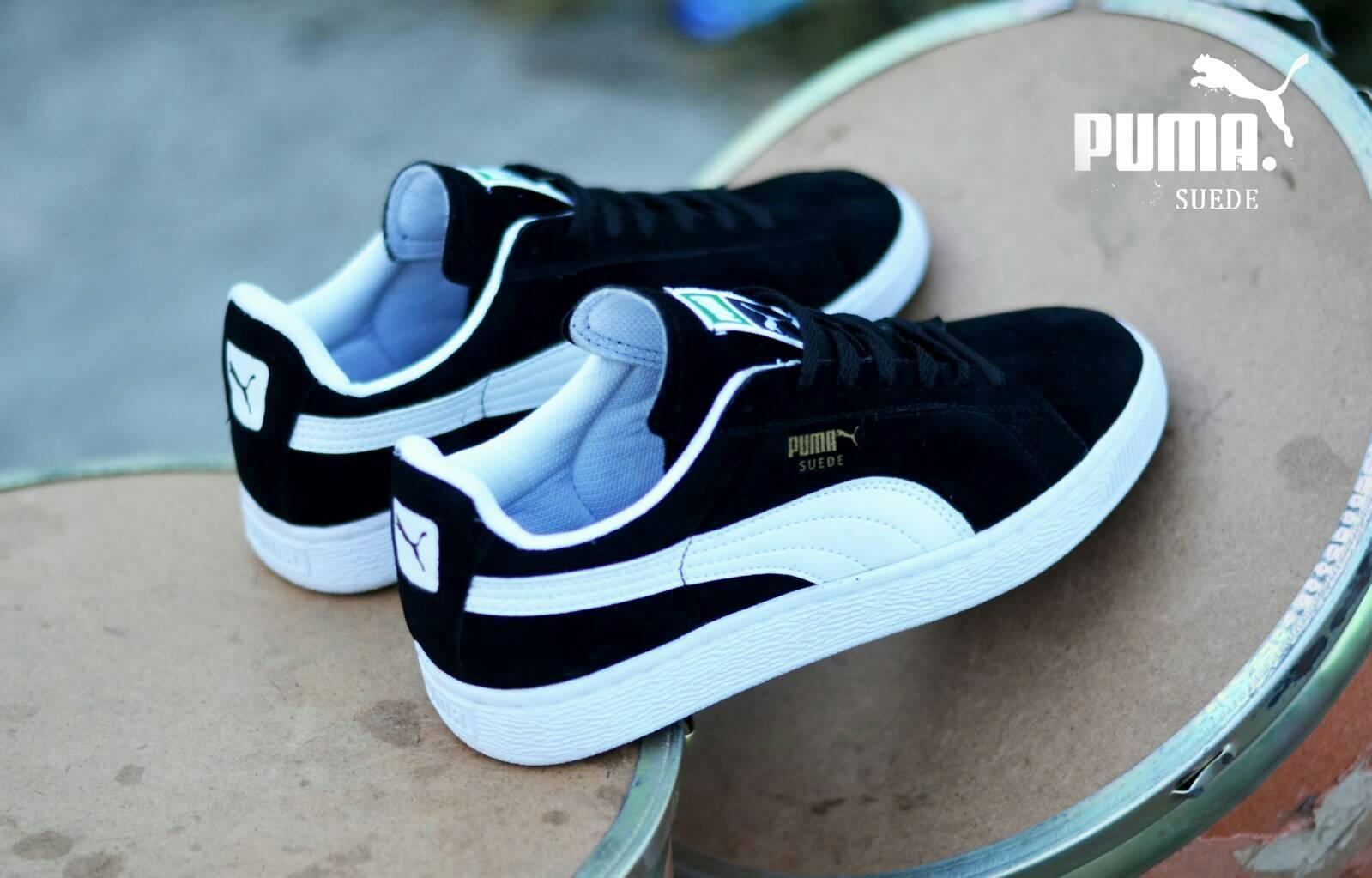 Fitur Sepatu Casual Murah Humm3r Hummer Fox Pria Original Ter Boots Underground Puma Suede Santai Sneakers