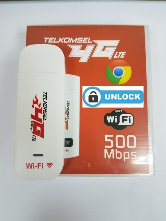 https://www.lazada.co.id/products/modem-wifi-4g-lte-telkomsel-flash-500mbps-unlock-all-gsm-best-seller-i405946978-s448090558.html
