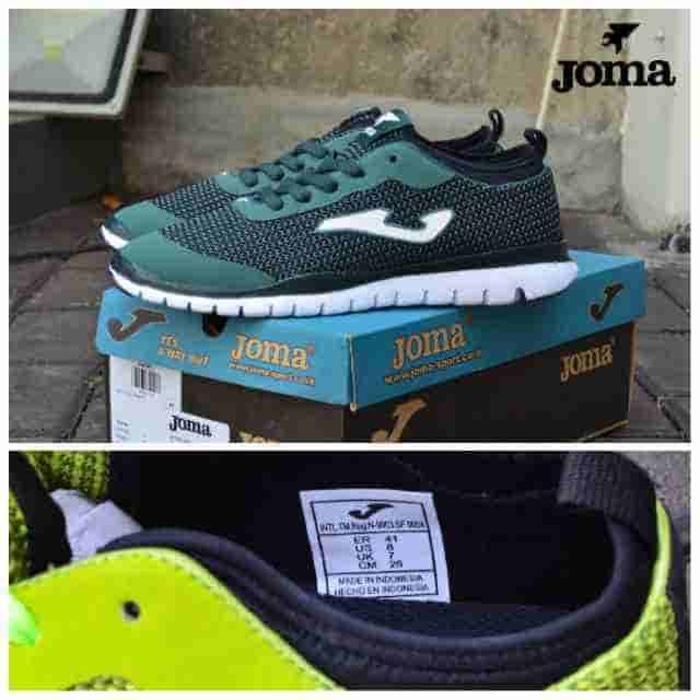 Sepatu Sneaker Pria Joma Original Indonesia