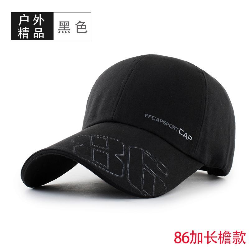 Korea Modis Gaya Pria Musim Semi atau Musim Panas Topi Bisbol Topi (86  Diperpanjang Bertepi e429003961