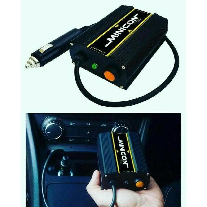 Minicon Car Stabilizer Electric Penghemat BBM Magic Product