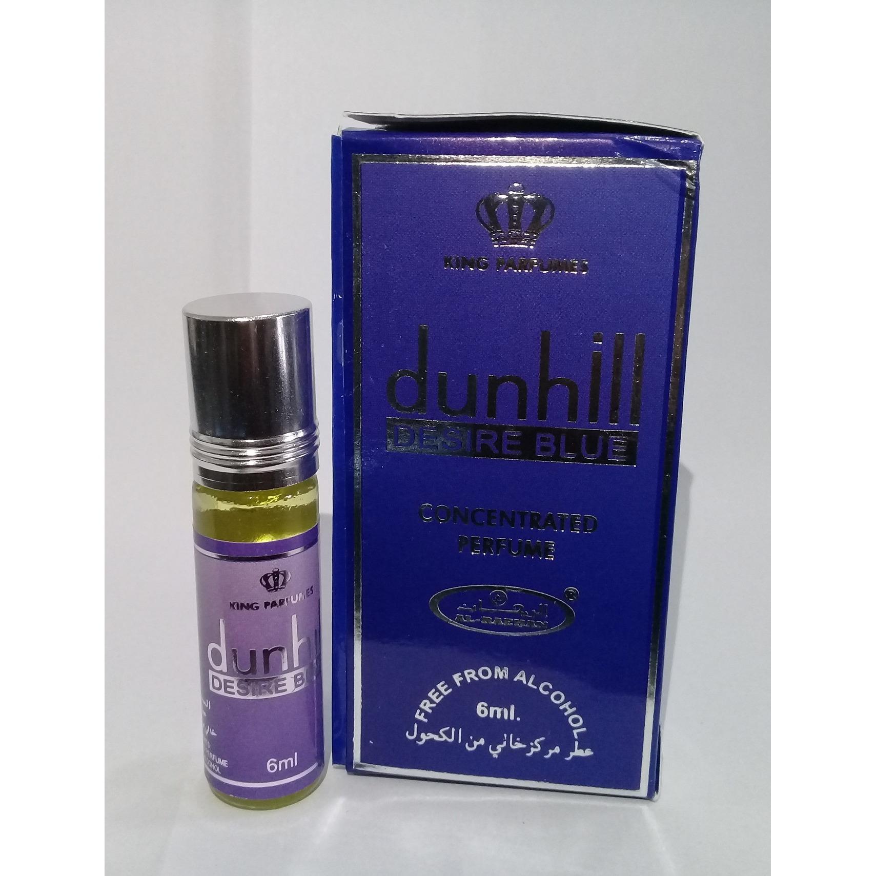 Parfume Roll On Al Raehan Dunhill Desire Blue 6ML - 2PCS