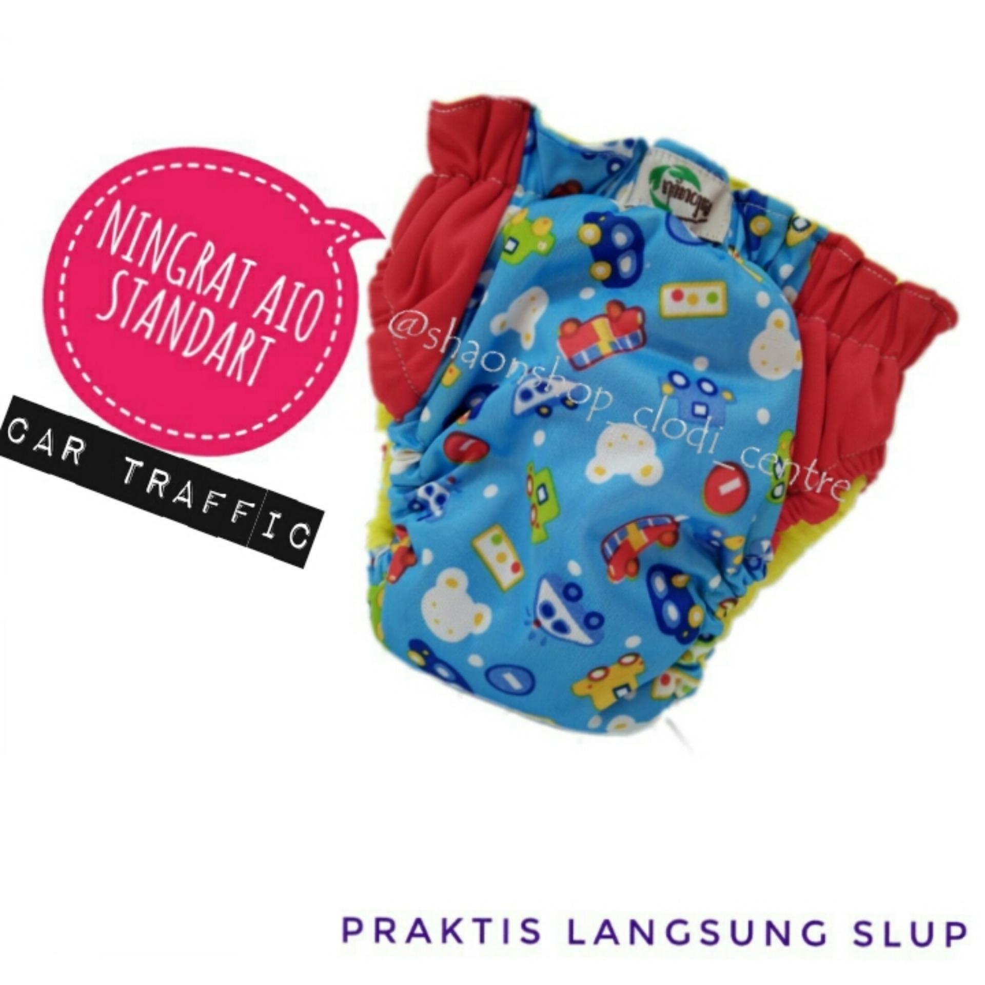 Harga Ningrat Aio Pant Clodi Popok Bayi Celana Paling Praktis Size Reguler Asli Ningrat